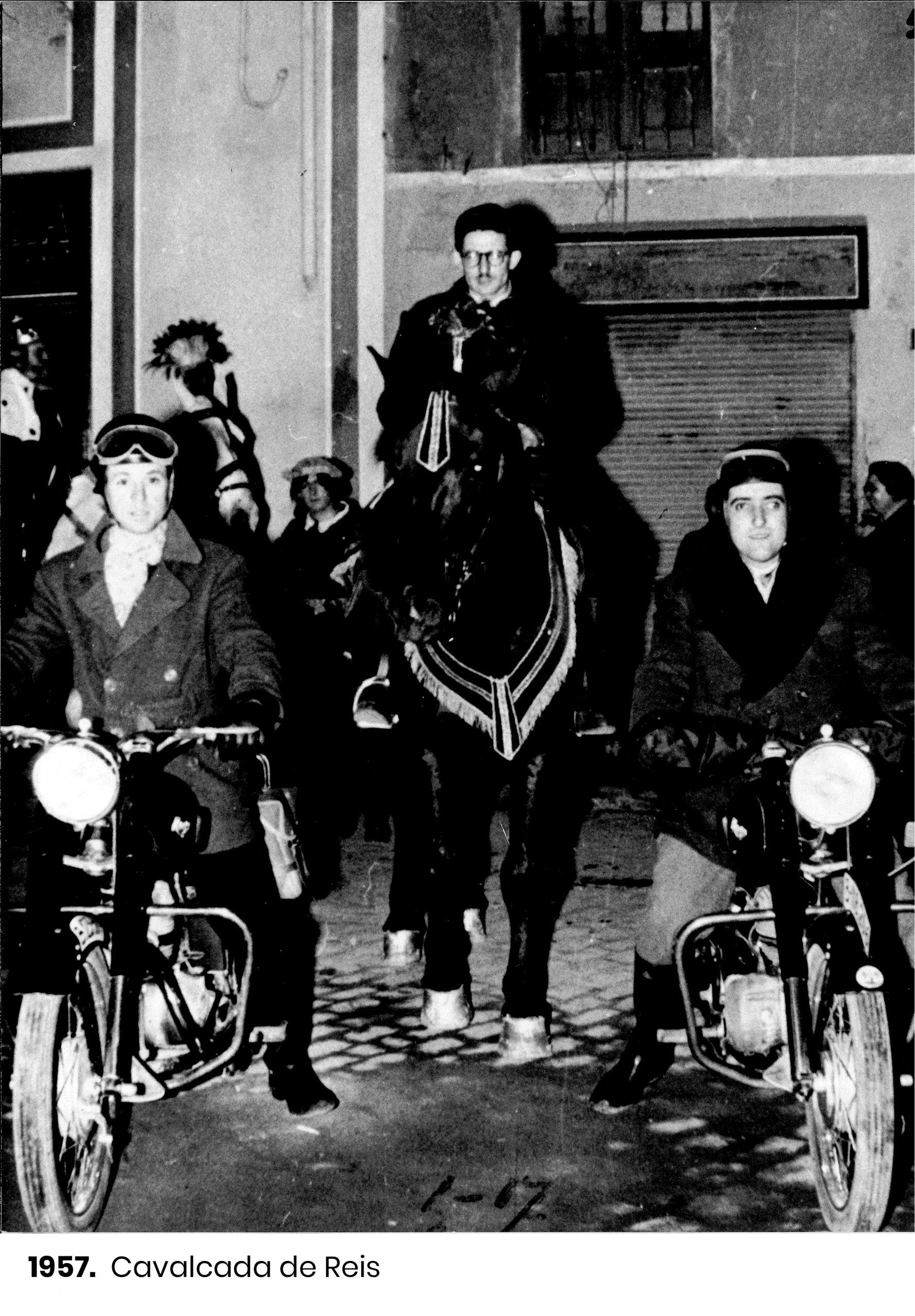 1957_Cavalcada reis