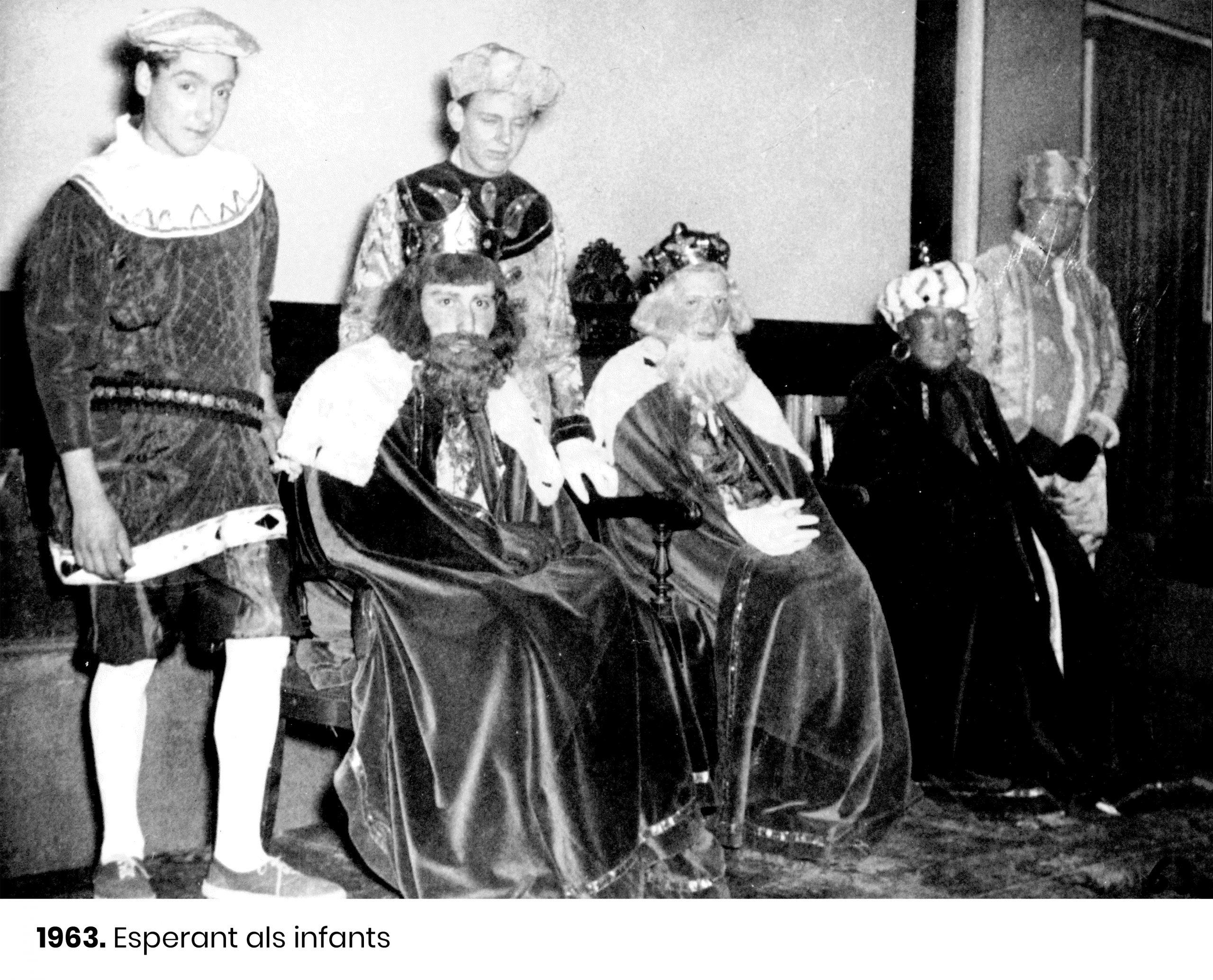 1963_Esperant als infants